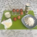 Ingredienti Crepes
